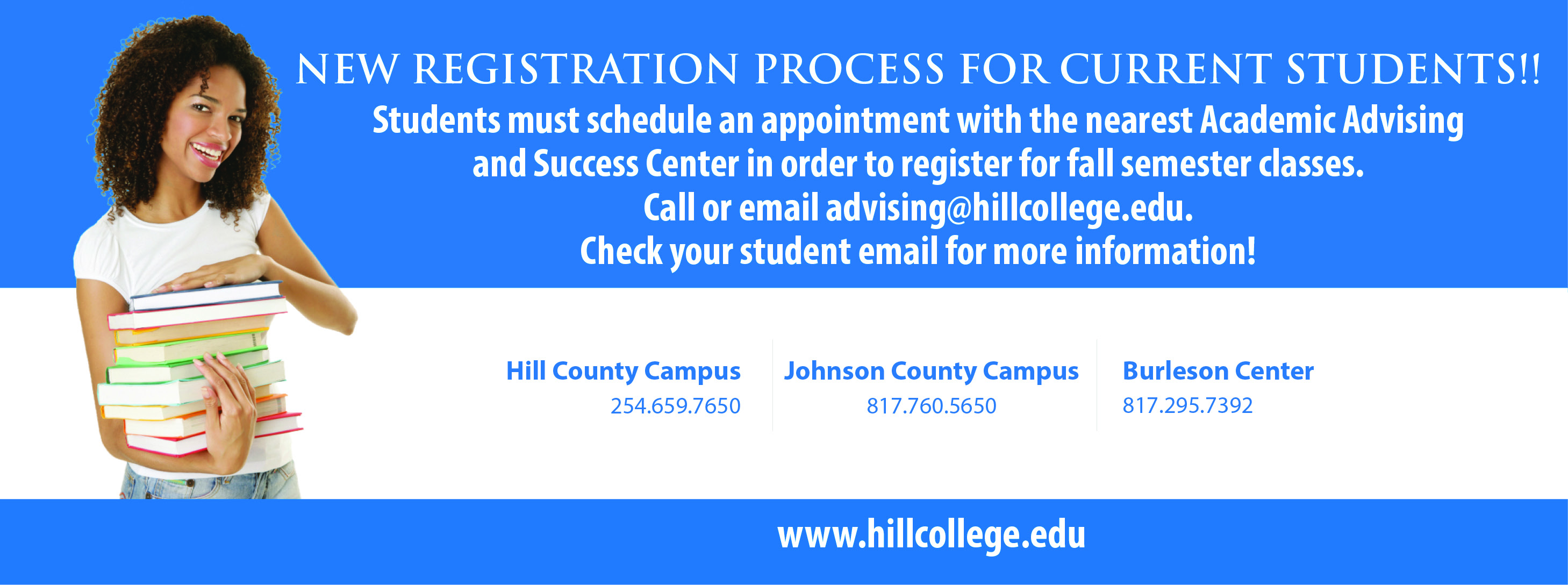 New Registration process