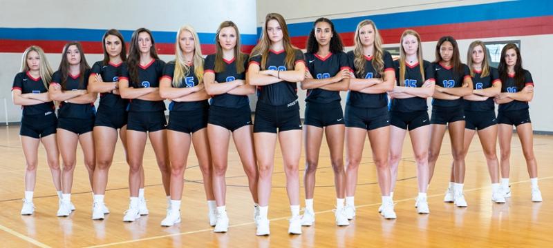 Hill College Volleyball Begins 2018 19 Season